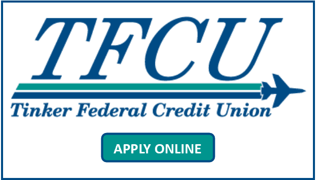 Tinker Federal Credit Union - Apply Online